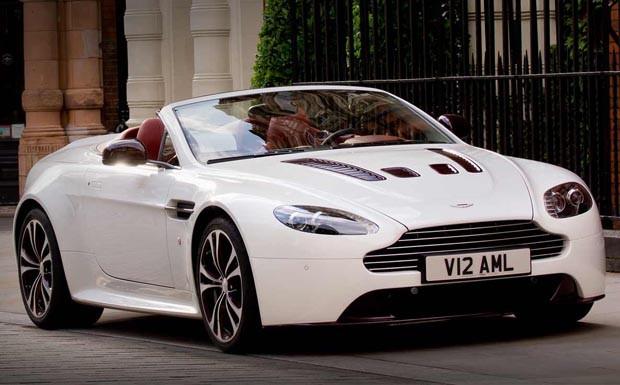 Aston Martin V12 Vantage Roadster Autohaus De