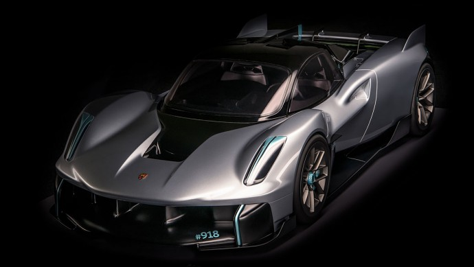 Porsche Unseen So Sah Fast Die Zukunft Aus Autohaus De