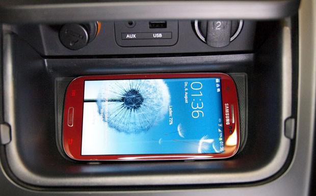 Smartphone Laden Ohne Kabel