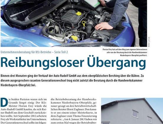 Auto Rudolf Berching