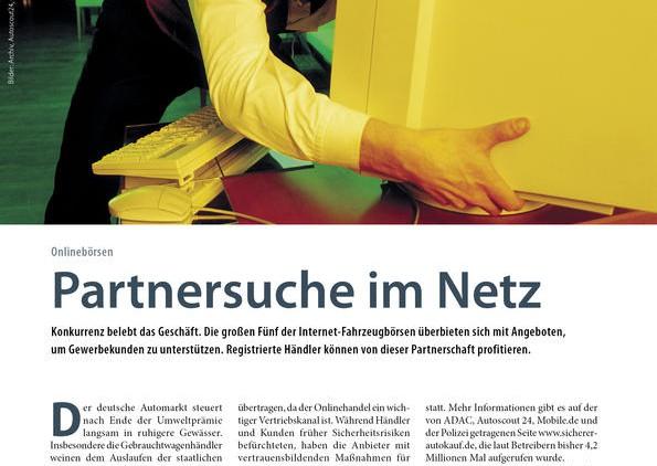 Partnersuche.de bewertung