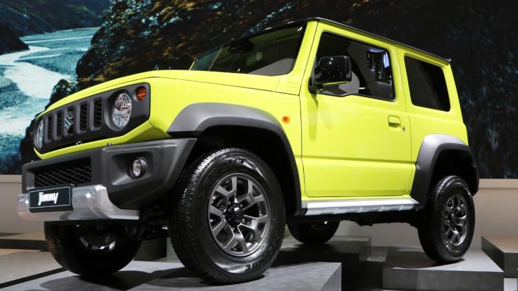 Suzuki Jimny   autoservicepraxis.de