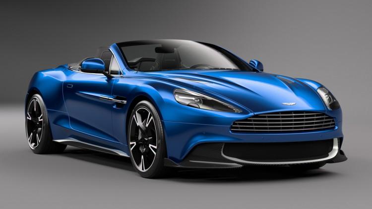 Aston Martin Vanquish S Volante Von Allem Etwas Mehr Autohaus De