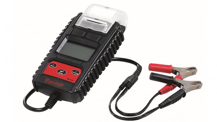 Batterien Testen