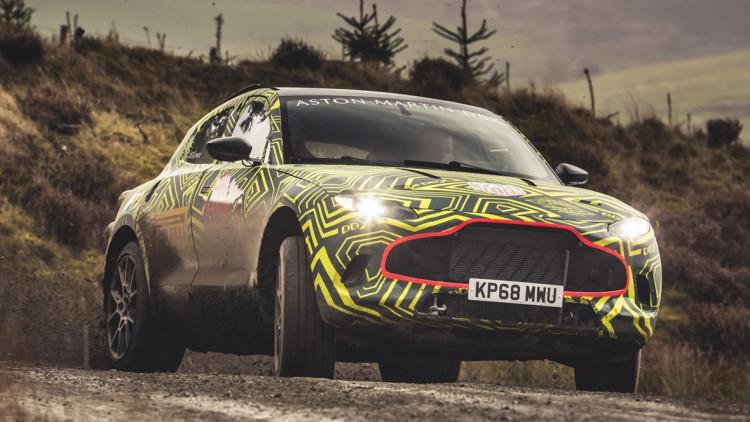 Aston Martin Dbx Ende 2019 Kommt Das Suv Autohaus De