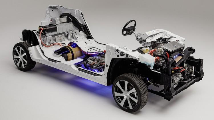 Brennstoffzellen-Auto-Technik: Kraftwerk an Bord