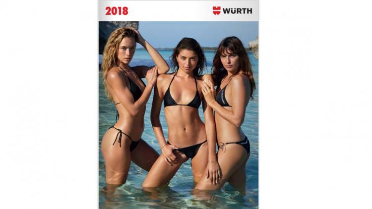 Würth kalender 2020 models