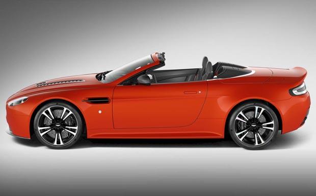 Aston Martin V12 Vantage Roadster Autoservicepraxis De