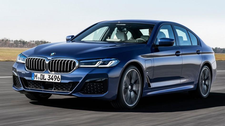BMW 5er (2021) | autoservicepraxis.de