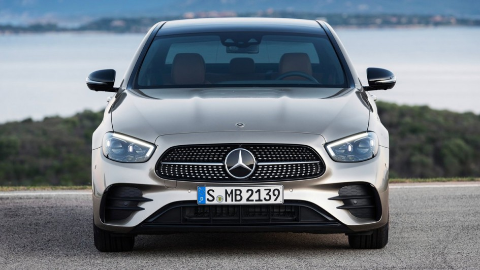 Mercedes-Benz E-Klasse (2021) | autoservicepraxis.de
