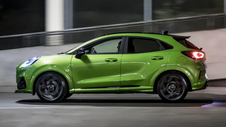 Ford Puma ST (2021)   autoservicepraxis.de