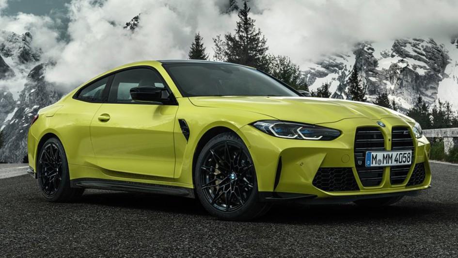 BMW M4 (2021) | autoservicepraxis.de