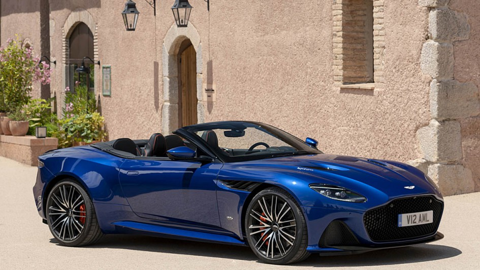 Aston Martin Dbs Superleggera Volante 2020 Autoservicepraxis De