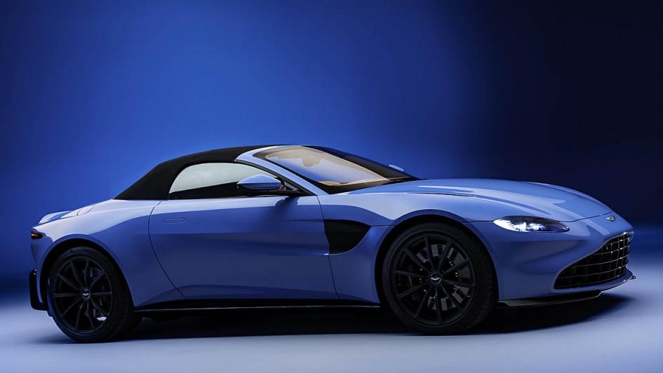 Aston Martin Vantage V8 Roadster Autoservicepraxis De