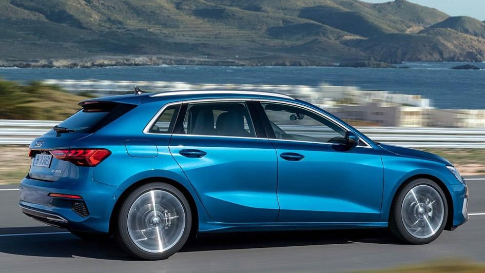Audi A3 (2021)   autoservicepraxis.de