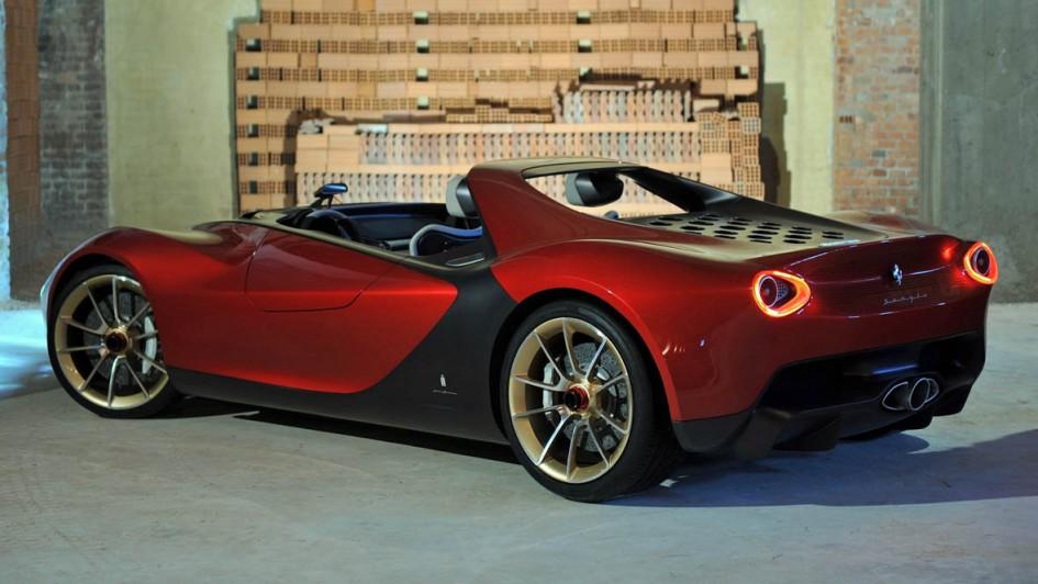 Ferrari Pininfarina Sergio Concept Autoservicepraxis De