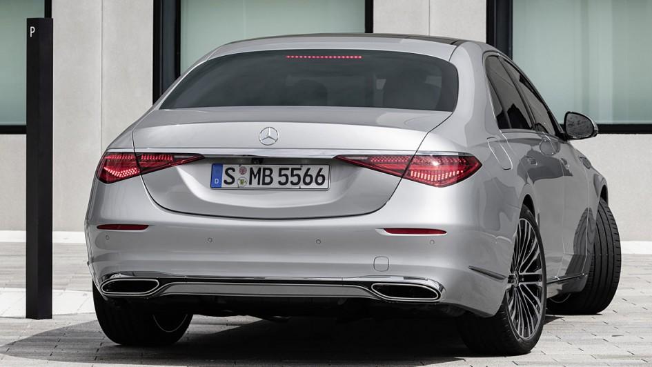 Mercedes-Benz S-Klasse (2021)   autoservicepraxis.de