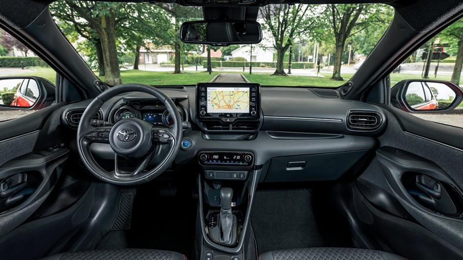 Toyota Yaris (2020) - Fahrbericht   autoservicepraxis.de
