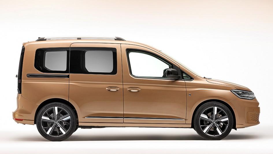 VW Caddy (2021)   autoservicepraxis.de